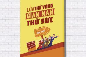 Lửa Thử Vàng Gian Nan Thử Sức | VPBR-054
