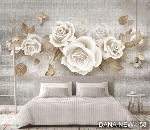 Tranh Dán Tường 3D Phòng Ngủ 18470125