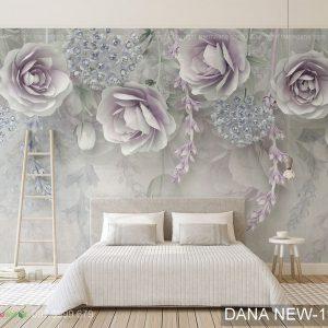 Tranh Dán Tường 3D Phòng Ngủ 19199763