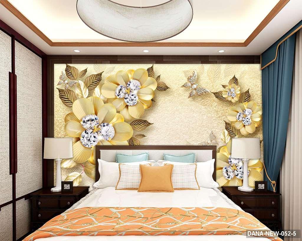 Tranh Dán Tường 3D Phòng Ngủ DANA-072