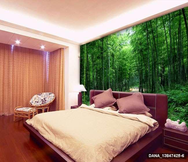 Tranh Dán Tường 3D Phòng Ngủ 13847425