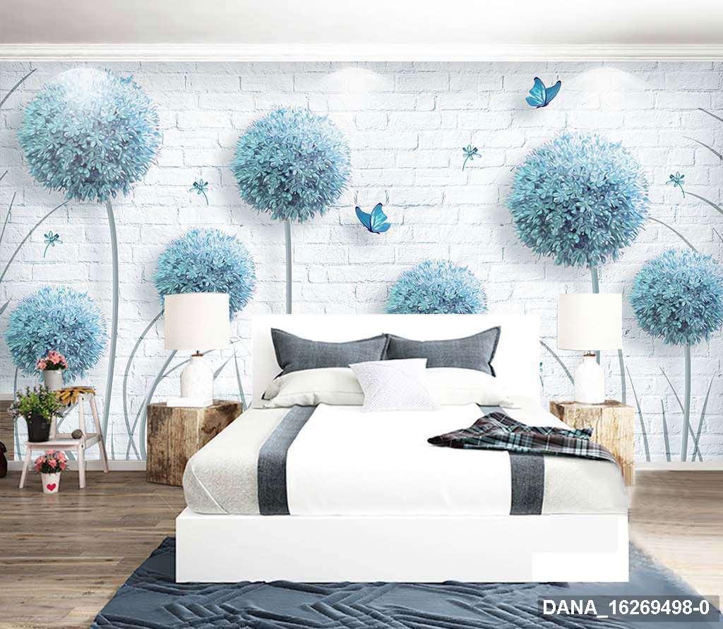 Tranh Dán Tường 3D Phòng Ngủ 16269498
