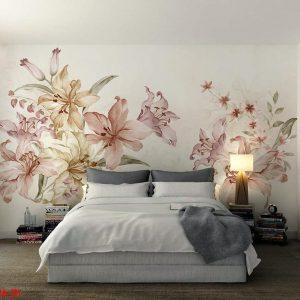 Tranh Dán Tường 3D Phòng Ngủ TS1556